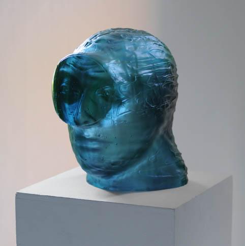 formgjutet glas