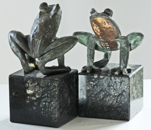 GRODA, brons